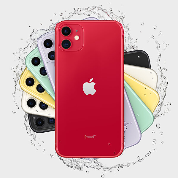 Apple iPhone 11 128GB Red Akıllı Telefon