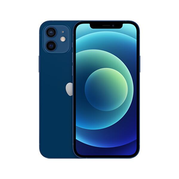 Apple iPhone 12 64GB Blue Akıllı Telefon