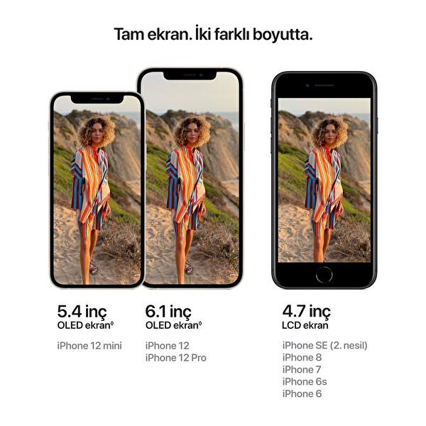 Apple iPhone 12 64GB Akıllı Telefon Mavi