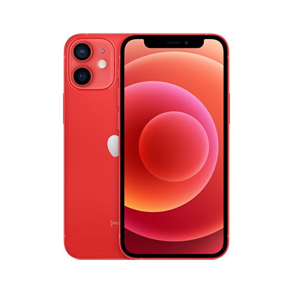 Apple iPhone 12 Mini 64GB Akıllı Telefon Red