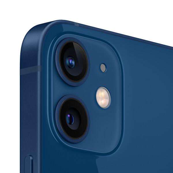 Apple iPhone 12 Mini 64GB Akıllı Telefon Mavi