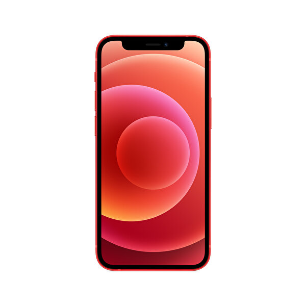 Apple iPhone 12 Mini 128GB (Product)Red Akıllı Telefon