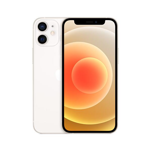 Apple iPhone 12 Mini 256GB White Akıllı Telefon