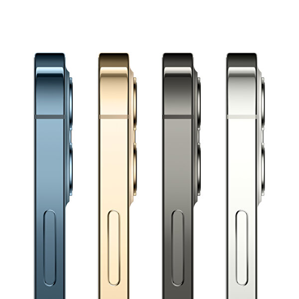 Apple iPhone 12 Pro 256GB Silver Akıllı Telefon