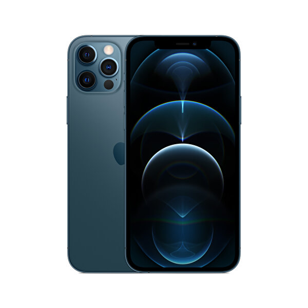 Apple iPhone 12 Pro 512GB Akıllı Telefon Pasifik Mavisi