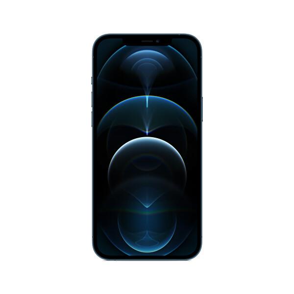 Apple iPhone 12 Pro Max 128GB Akıllı Telefon Pasifik Mavisi