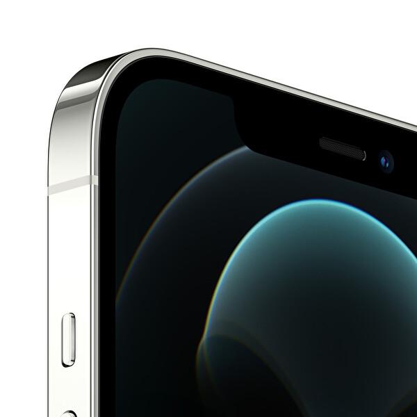 Apple iPhone 12 Pro Max 256GB Akıllı Telefon Gümüş
