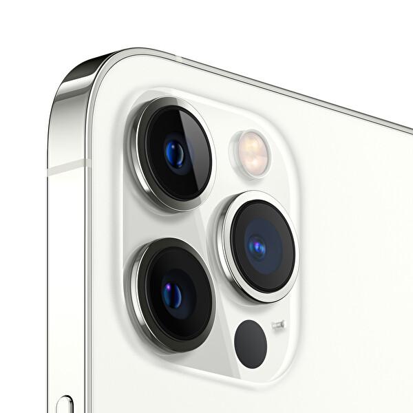 Apple iPhone 12 Pro Max 256GB Silver Akıllı Telefon