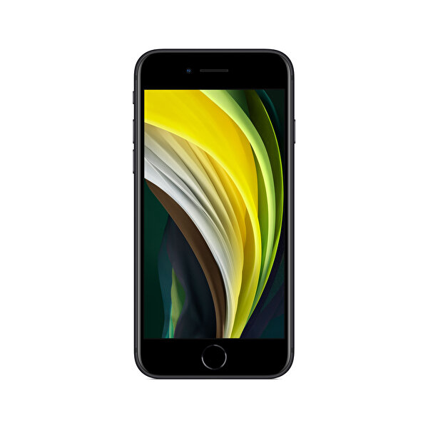 Apple iPhone SE 128GB Black Akıllı Telefon