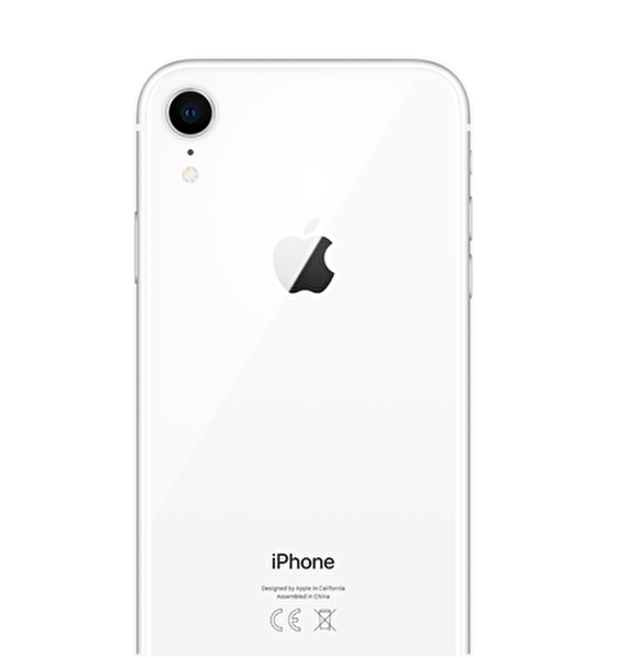 Apple iPhone XR 128GB White Akıllı Telefon
