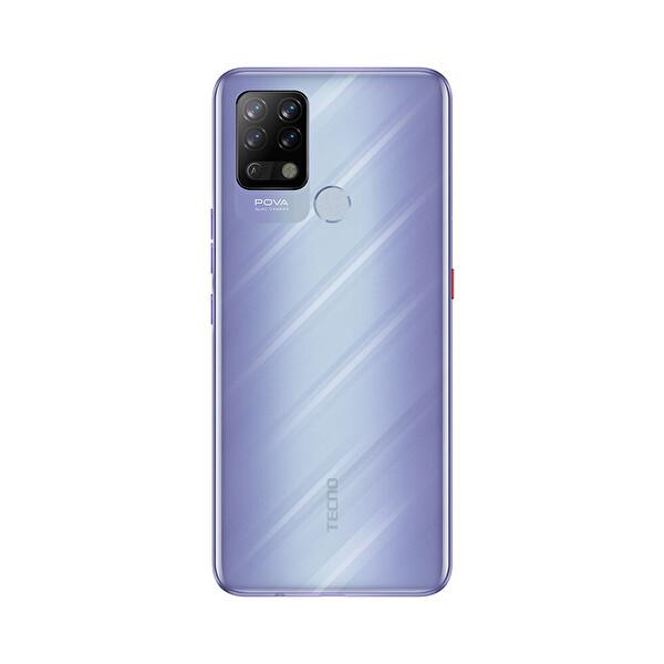 Tecno Pova 128GB Mor Akıllı Telefon