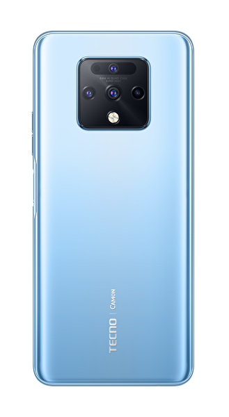 Tecno Camon16 Premier 128GB Gri  Akıllı Telefon
