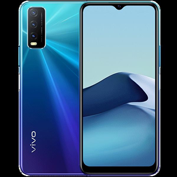 Vivo Y20 64GB Mavi Akıllı Telefon