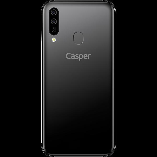 Casper Via E4 32GB Siyah Akıllı Telefon
