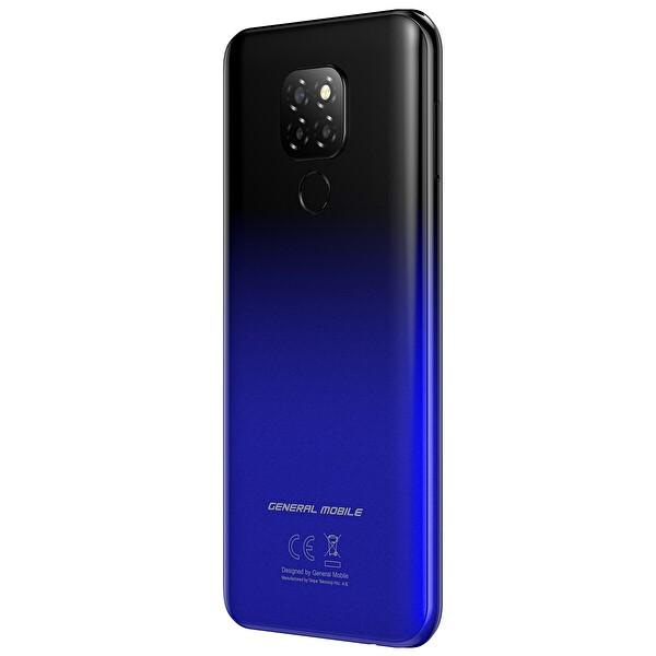 General Mobile GM20 Single Gece Mavisi Akıllı Telefon