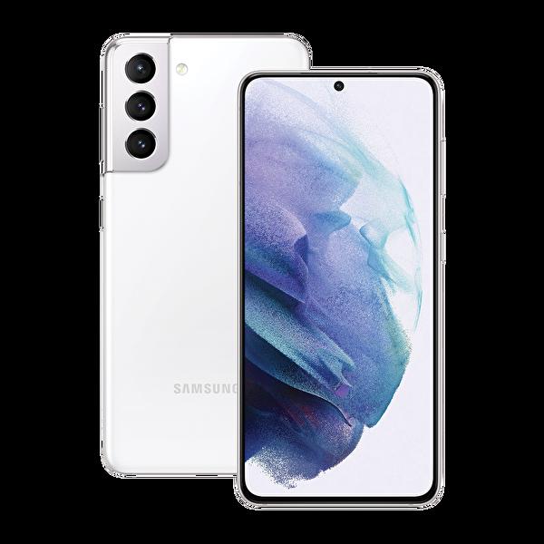 Samsung Galaxy S21 5G Phantom White Akıllı Telefon