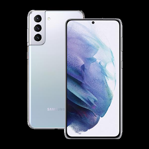 Samsung Galaxy S21+ 5G 256GB Phantom Silver Akıllı Telefon
