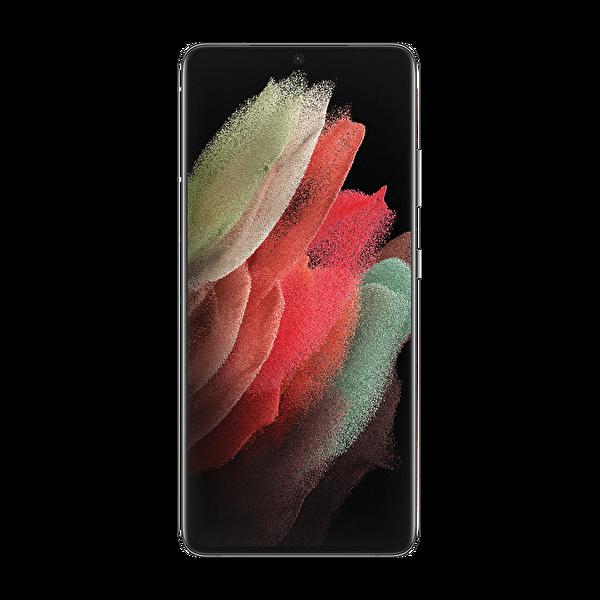 Samsung Galaxy S21 Ultra 5G 256GB Phantom Black  Akıllı Telefon