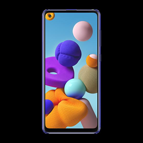 Samsung Galaxy A21S 128GB Akıllı Telefon Mavi