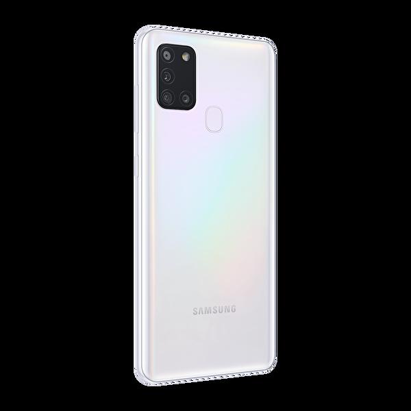 Samsung Galaxy A21S 128GB Akıllı Telefon Beyaz