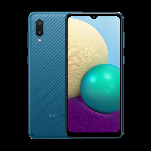 Samsung Galaxy A02 Akıllı Telefon Mavi
