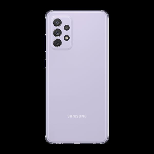 Samsung Galaxy A72 Light Vıolet Akıllı Telefon