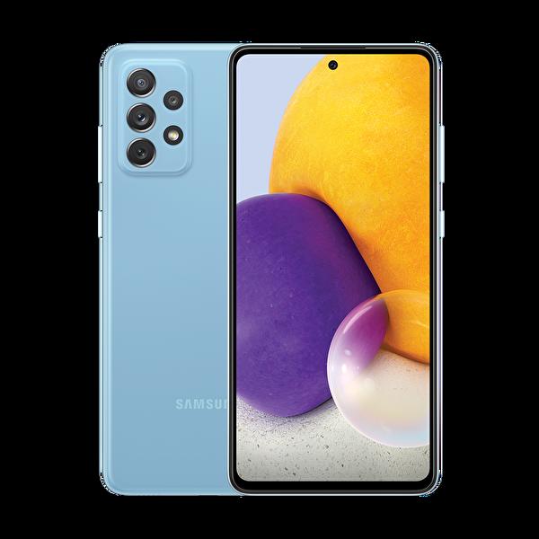 Samsung Galaxy A72 Akıllı Telefon Mavi