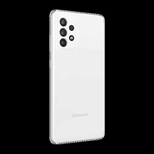 Samsung Galaxy A72 Akıllı Telefon Beyaz