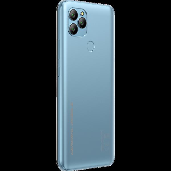 General Mobile Gm21 Sıngle Akıllı Telefon Light Mavi