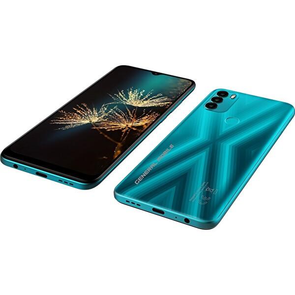 General Mobile Gm21 Plus Single Akıllı Telefon Yeşil