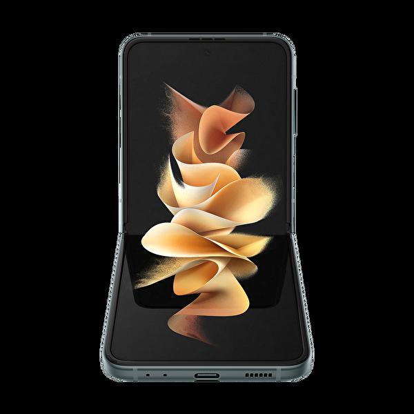 Samsung Galaxy Z Flip3 5G Akıllı Telefon Yeşil