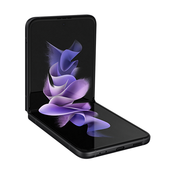 Samsung Galaxy Z Flip3 5G Akıllı Telefon Siyah