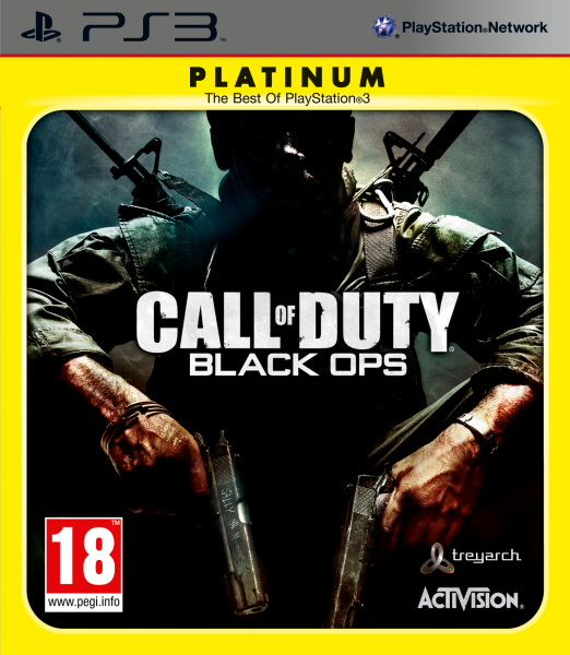 Aral Call Of Duty Black Ops Ps3 Oyun