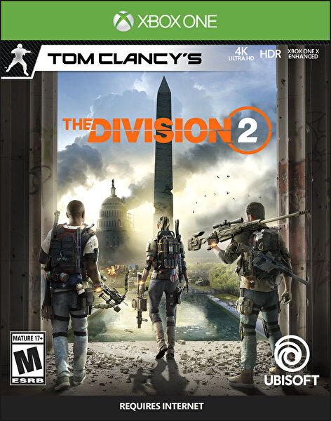 ARAL TOM CLANCY'S THE DIVISION 2 WASHINGTON DC EDT PS4 OYUN