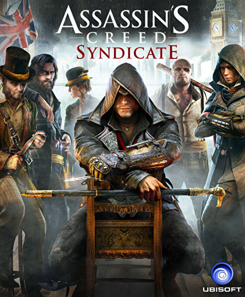 Aral Assassins Creed Syndicate PC Oyun