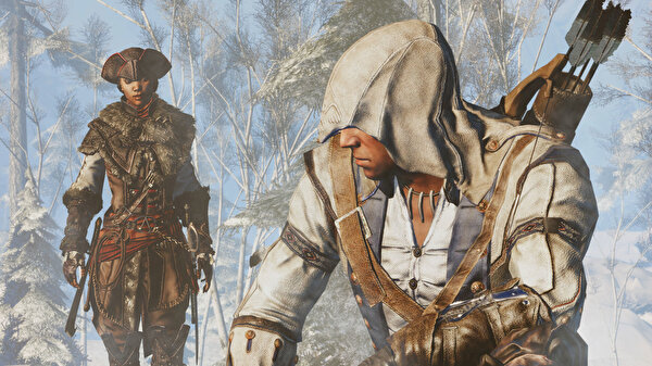 Aral Assassins Creed  III REMASTERED Xbox One Oyun