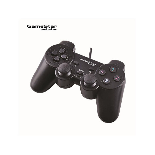 Gamestar GP 317 Pc Dualshock Gamepad