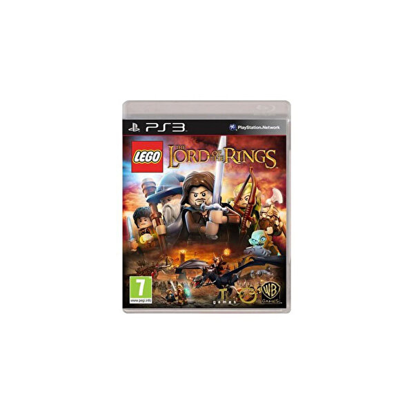 Tiglon Lego Lord Of The Rings Ps3 Oyun