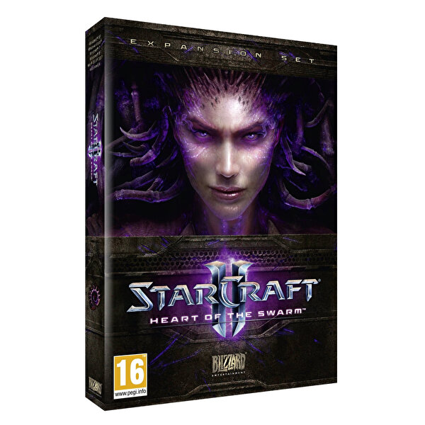 ARAL STARCRAFT 2: HEART OF THE SWARM PC OYUN ( OUTLET )