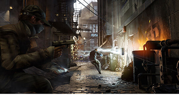 Aral Watch Dogs Ps4 Oyun