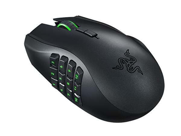 Razer Naga Epic Chroma Kablosuz Mouse (Siyah)