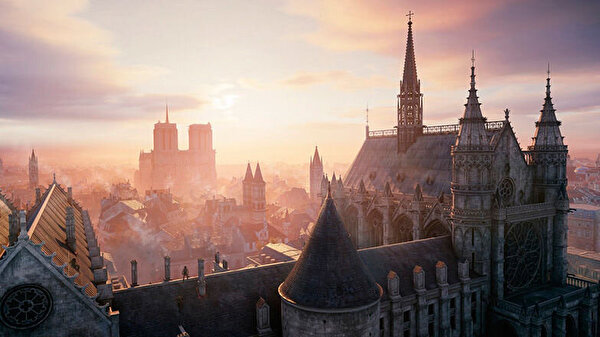 Aral Assassins Creed Unity Pc Oyun