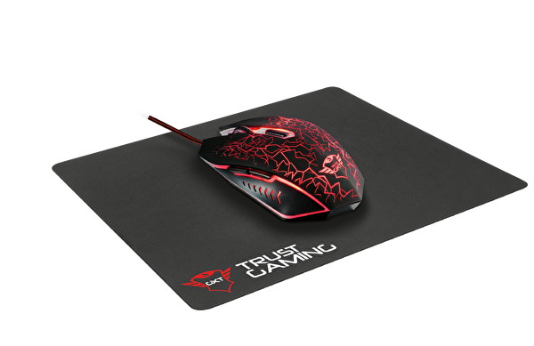 TRUST 22736 GXT783 GAMING MOUSE&MOUSEPAD ( OUTLET )