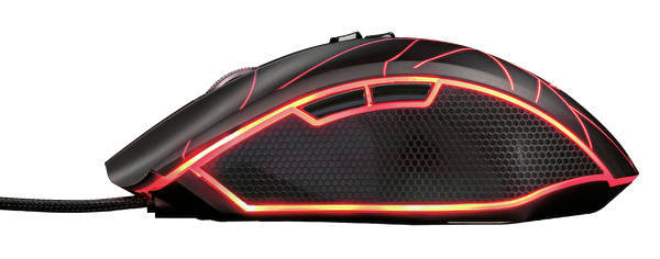 Trust 22332 GXT160 Ture Ayarlanabilir Işıklı Oyuncu Mouse