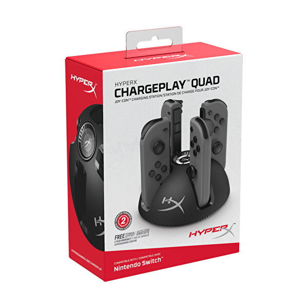 HyperX ChargePlay Quad For NS Şarj Standı