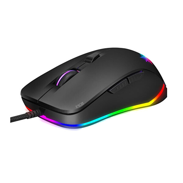 Inca Ophira IMG-327 RGB Macro Keys Profesyonel Oyuncu Mouse