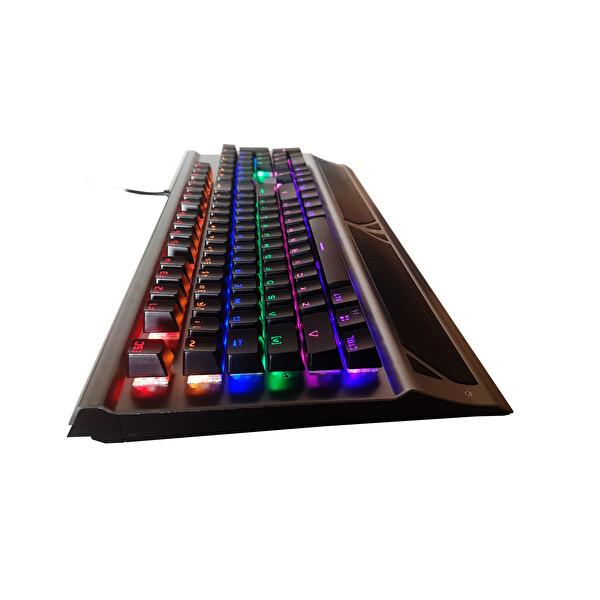 Inca Ophira IKG-444 RGB Mekanik Oyuncu Klavyesi