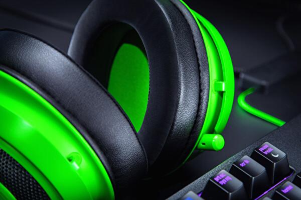 Razer Kraken Gaming Kulaklık Yeşil