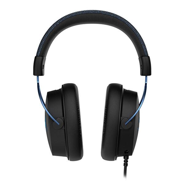HyperX Cloud Alpha S Gaming Kulaklık Blue HX-HSCAS-BL/WW ( OUTLET )