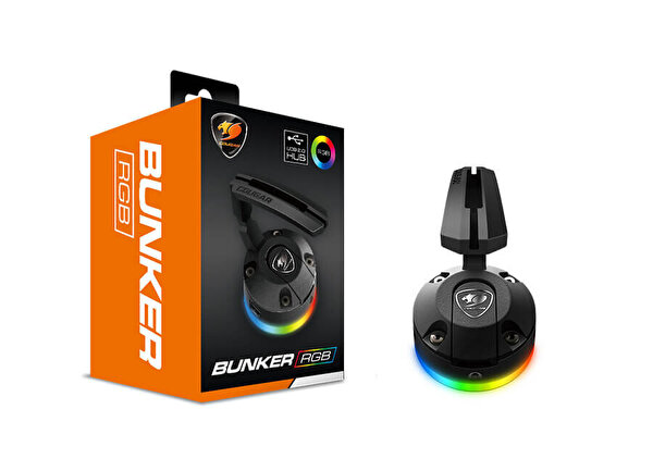 Cougar CGR-XXNB-MB1RGB Bungee Bunker Mouse Stand